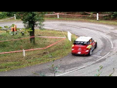 Rallye France Alsace 2012 - Sordo - ES2 Hohlandsbourg Firstplan - ZP17 - 1080p
