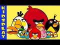 ПРОХОЖДЕНИЕ ИГРЫ ANGRY BIRDS 2 - ДЕТСКИЕ ИГРЫ ЗЛЫЕ ПТИЧКИ