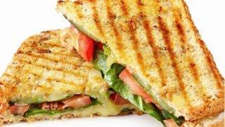 Oats Veg Sandwich..