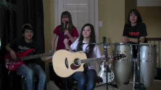 """Megan Nicole covers Ingrid Michaelson """"The Way I Am"""