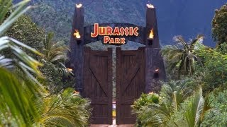 Jurassic Park 3D  Trailer