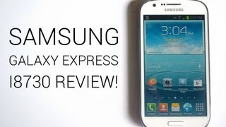 Vidéo : Samsung Galaxy Express