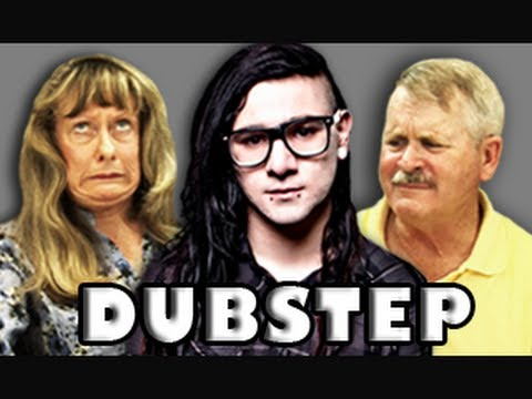 ELDERS REACT TO DUBSTEP (SKRILLEX)