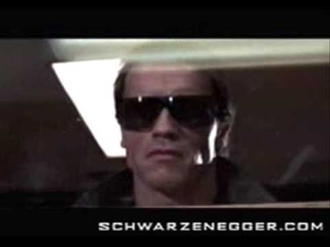 Terminator-I'll be back