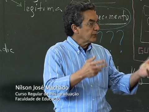Cursos USP - Tópicos de Epistemologia e Didática - Aula 12 (1/2)