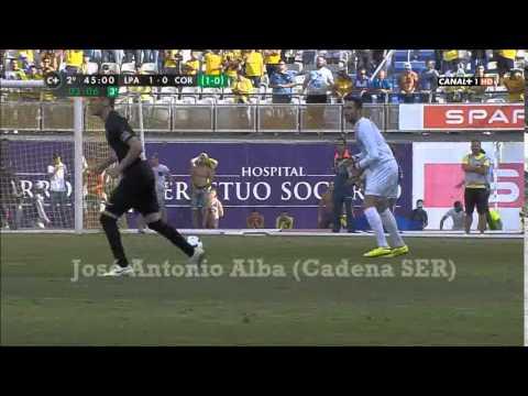 Gol Del Ascenso Del Córdoba CF a Primera - Ulises Dávila