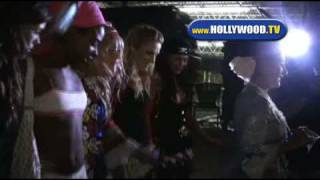 chanel-: Taryn Manning and Friends on Halloween