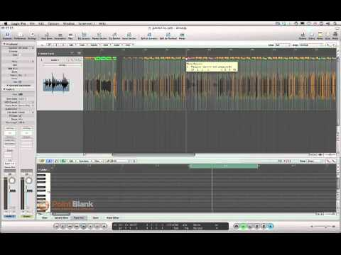Re-edit Tutorial - Creative Sampling in EXS24 (pt 4/6)