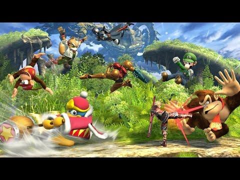 Smash Wii U: Let's Play 8-Player Smash With Amiibo - UCKy1dAqELo0zrOtPkf0eTMw