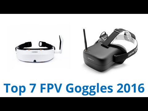7 Best FPV Goggles 2016 - UCXAHpX2xDhmjqtA-ANgsGmw