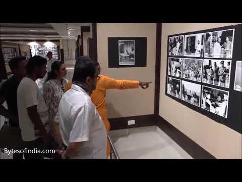 गांधीजींची दुर्मीळ छायाचित्रे