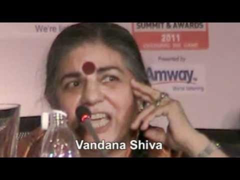 vandana shiva ( part1)