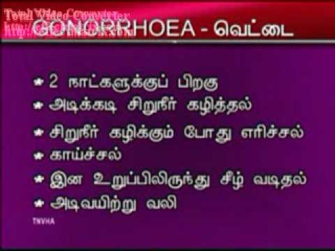 Sexually Transmitted Disease - Medical Symptoms - Tamil Video - Part 2