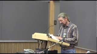 Link to Don Tipping on YouTube, BC Seeds Gathering 2012