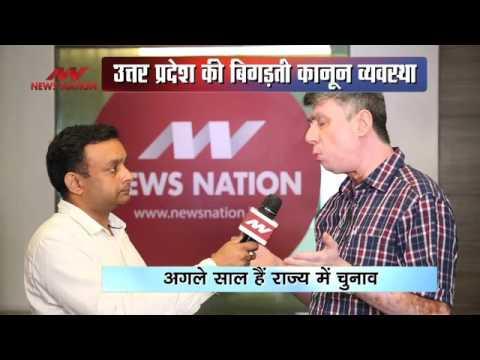 National Expert: Mayawati slams Akhilesh Yadav, demads resignation