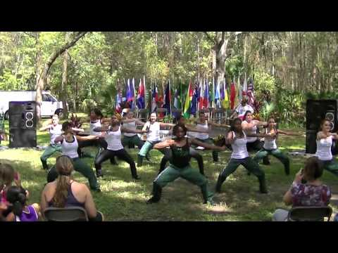 Supremacy Dance Team -Hello (Caribbean Festival)