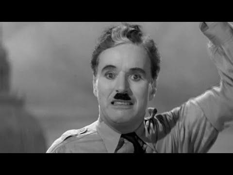 Charlie Chaplin's Speech (The Great Dictator)