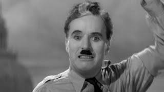 Pidato ini dilakukan oleh komedian bisu Charlie Chaplin, dalam film The Great Dictator. Versi baru ini memiliki beberapa tambahan musik dan gambar dramatis. Hasilnya sangat indah.