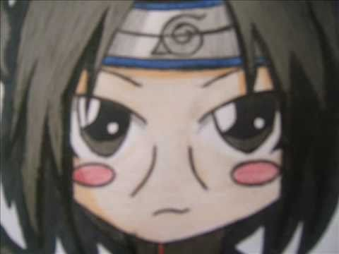 How to Draw Chibi Itachi (Akatsuki Collection)