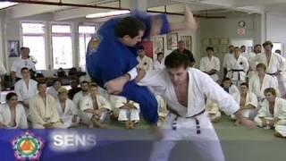 Quantum Jujitsu Demo with Sensei Jeremy Corbell resmi