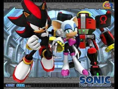 sonic heroes this machine team dark theme song sonic the