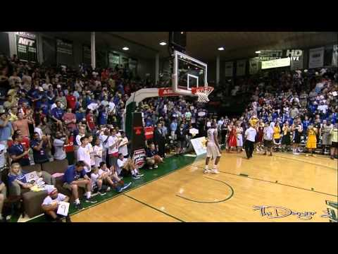 NCAA Slam Dunk Contest 2012 Mix (Full HD)