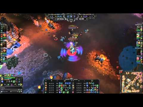 League of Legends: TSM vs. EG Game 6 MLG Providence -- 2011-11-20