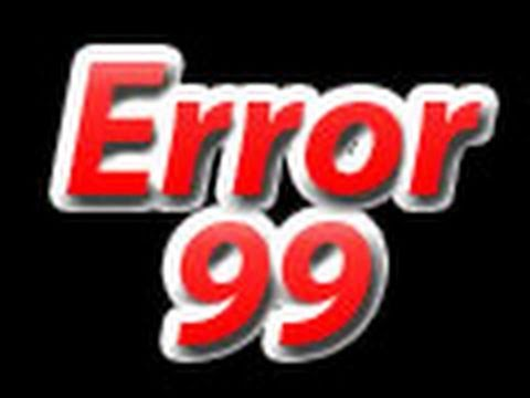 Error 99 - Canon SLR Troubleshooting Tips and Suggestions