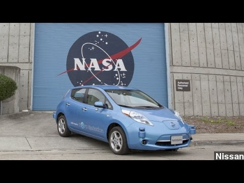 NASA Partners With Nissan To Take Self-Driving Cars To Mars