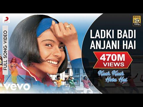 Ladki Badi Anjani Hai - Kuch Kuch Hota Hai | Shahrukh Khan | Kajol - UC3MLnJtqc_phABBriLRhtgQ