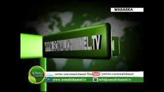 QODOBADA WARARKA SOMALI CHANNEL 13 04 2013