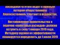 Фрагмент с конца видео Налоговые льготы для россиян последние новости