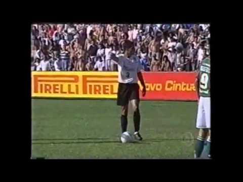 Paulistão 2003: Palmeiras 2x4 União Barbarense (02/02, em São Paulo)