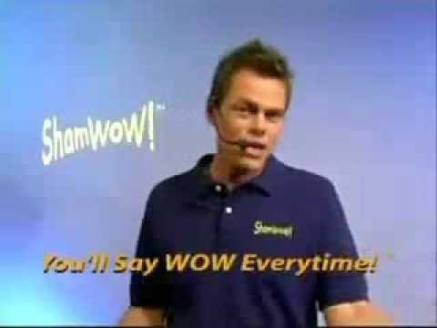 Vince Shlomi (ShamWow, Slap Chop)