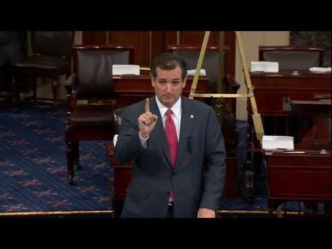 Ted Cruz: I'm becoming a believer