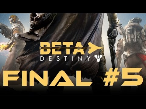 Destiny - Beta (PS4) | Let's Play en Español | Final - Capitulo 5