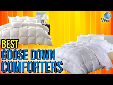 6 Best Goose Down Comforters 2017 - UCXAHpX2xDhmjqtA-ANgsGmw