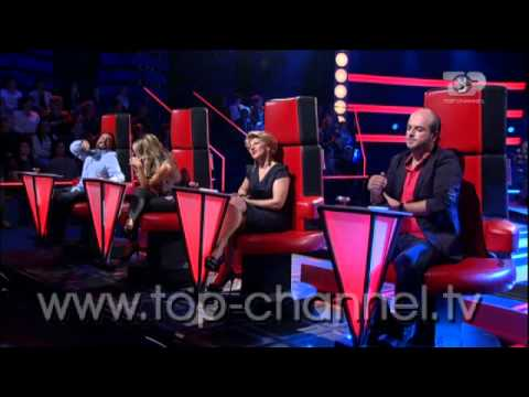 Audicionet e fshehura - Episodi 2 - Estela Nikoliqi - The Voice of Albania - Sezoni 1