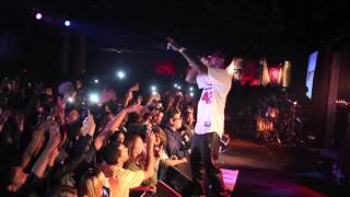Pusha T & Fabolous Perform Live At BB Kings