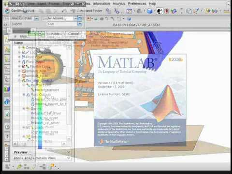 Siemens PLM - Demonstration of NX CAE Multi-physics Solutions software