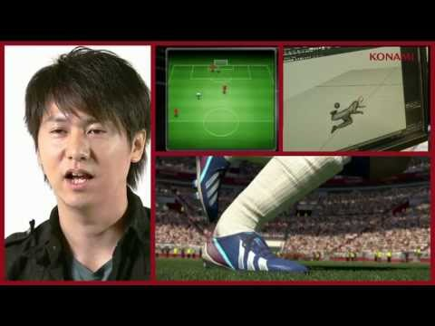 PES 2014 Презентация на Konami Pre-E3 Show