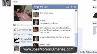 CURSO DE FACEBOOK: COMO UTILIZAR EL CHAT CON VARIAS PERSONAS AL MISMO TIEMPO