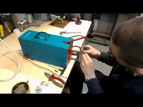 как сделать точечную сварку своими руками видео (Стенка) Макарена