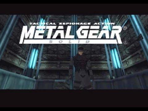 PSX Longplay [001] Metal Gear Solid (part 1 of 2)