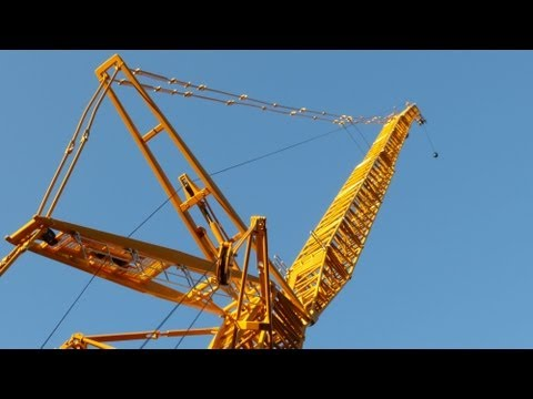 Cranes Etc TV: NZG Liebherr LTM 11200-9.1 Review Part 4