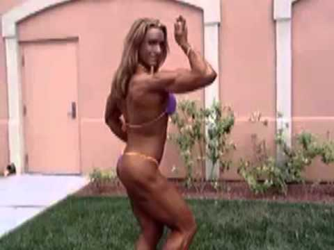 Amanda Dunbar Posing (2005) - Music by Sonrah Music Group