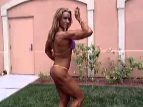 Amanda Dunbar Posing (2005) - Music by Sonrah Music Group