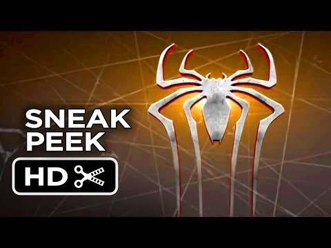 The Amazing Spider-Man 2 Official Sneak Peek Teaser #2 (2014) - Andrew Garfield HD