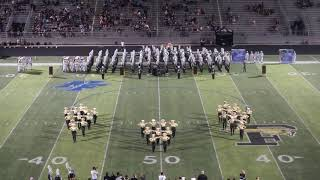 FHS Highsteppers Homecoming Game Half-time Performance