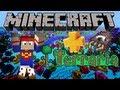 Vilhena Mostra Mods #Minecraft + Terraria!